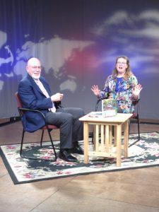 Host Richard Bodurtha and Guest C. L. Fornari